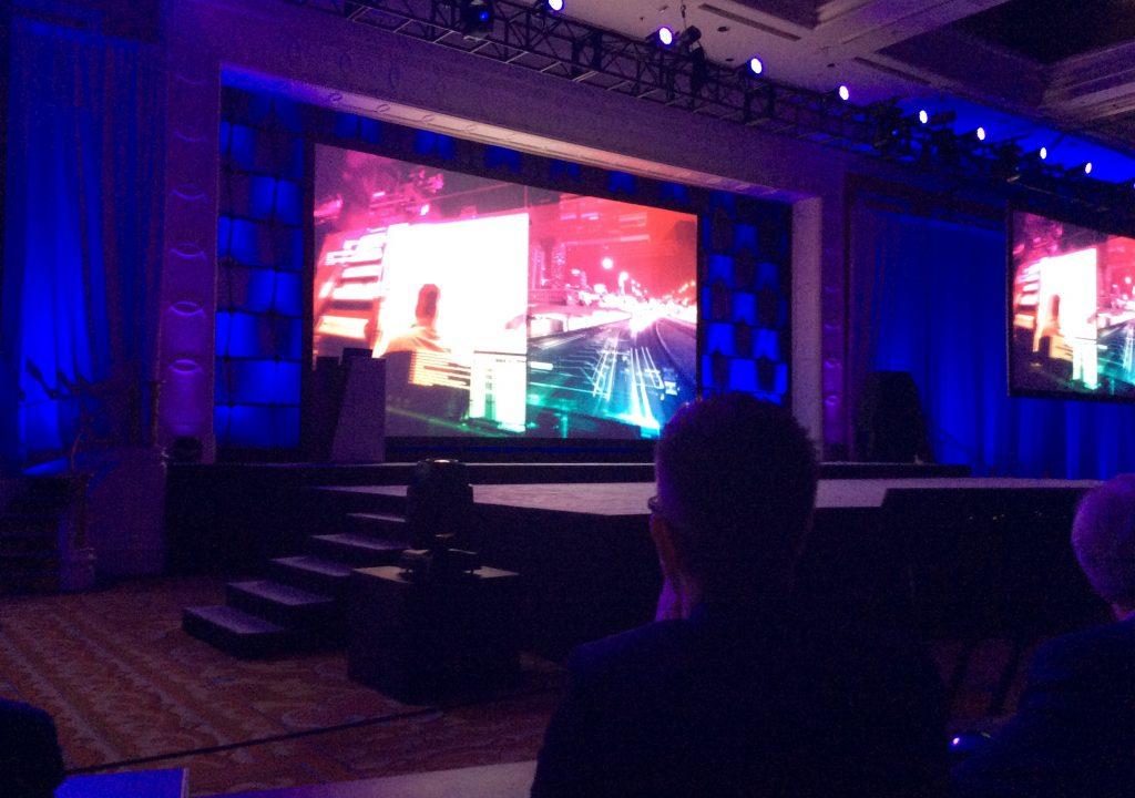 Avid Connect 2016 Keynote at NAB 2016 1
