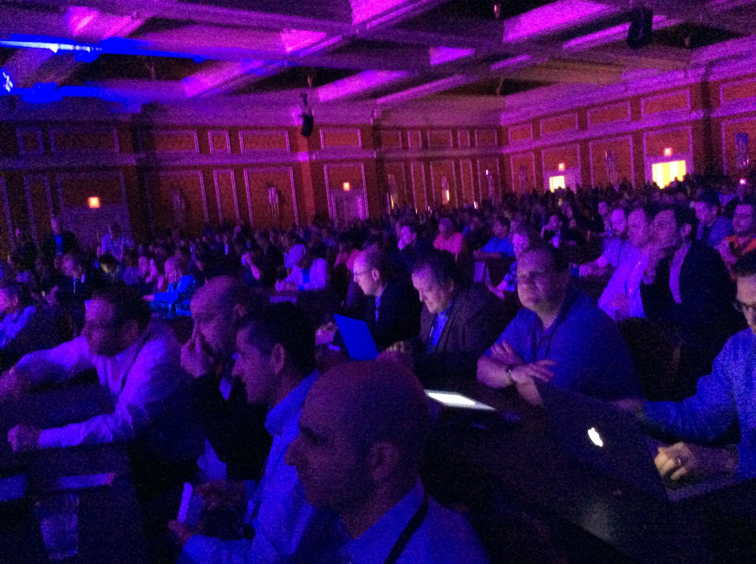 Avid Connect 2016 Keynote at NAB 2016 3