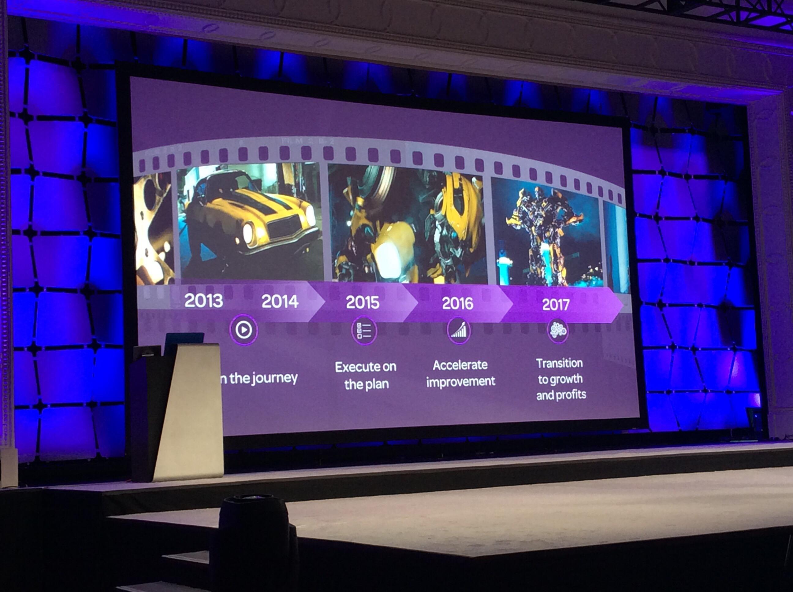 Avid Connect 2016 Keynote at NAB 2016 7