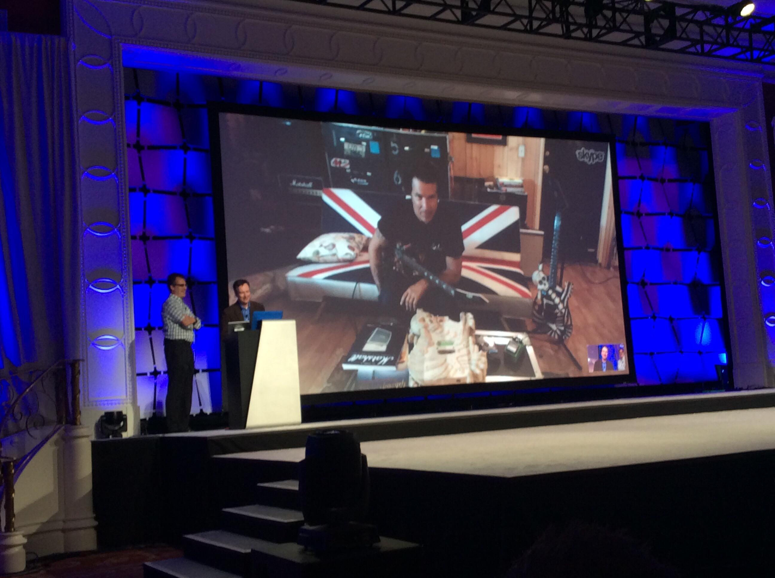 Avid Connect 2016 Keynote at NAB 2016 8
