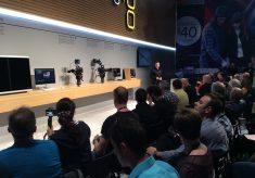 The Blackmagic Press Conference at NAB