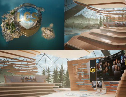 How Immersive Design Studios built a virtual dome for esports