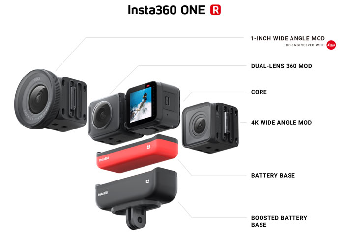Leica and Insta360 want to reinvent the action cam with the Insta360 ONE R 12