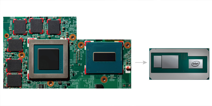 Your next laptop may have Intel and AMD inside