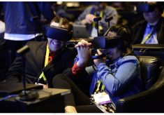 Intel: merged reality will change video