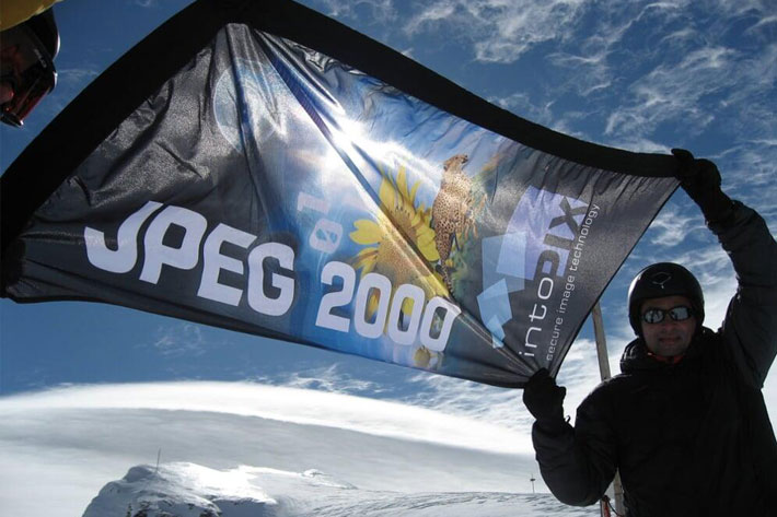 JPEG XS standard for video will be introduced at CES 2019