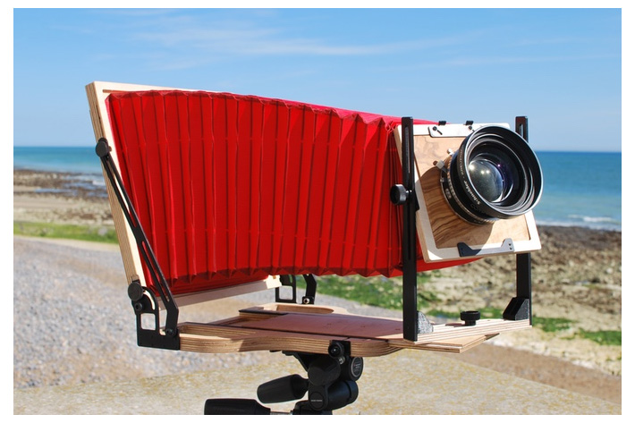 Intrepid 8x10: an affordable large format camera by Jose Antunes