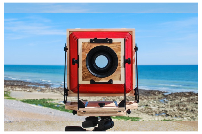 Intrepid 8x10: an accessible large format camera