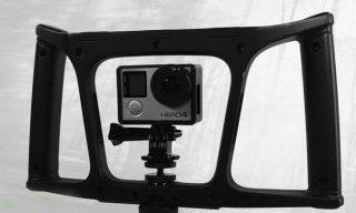 A steadicam rig for all action cameras
