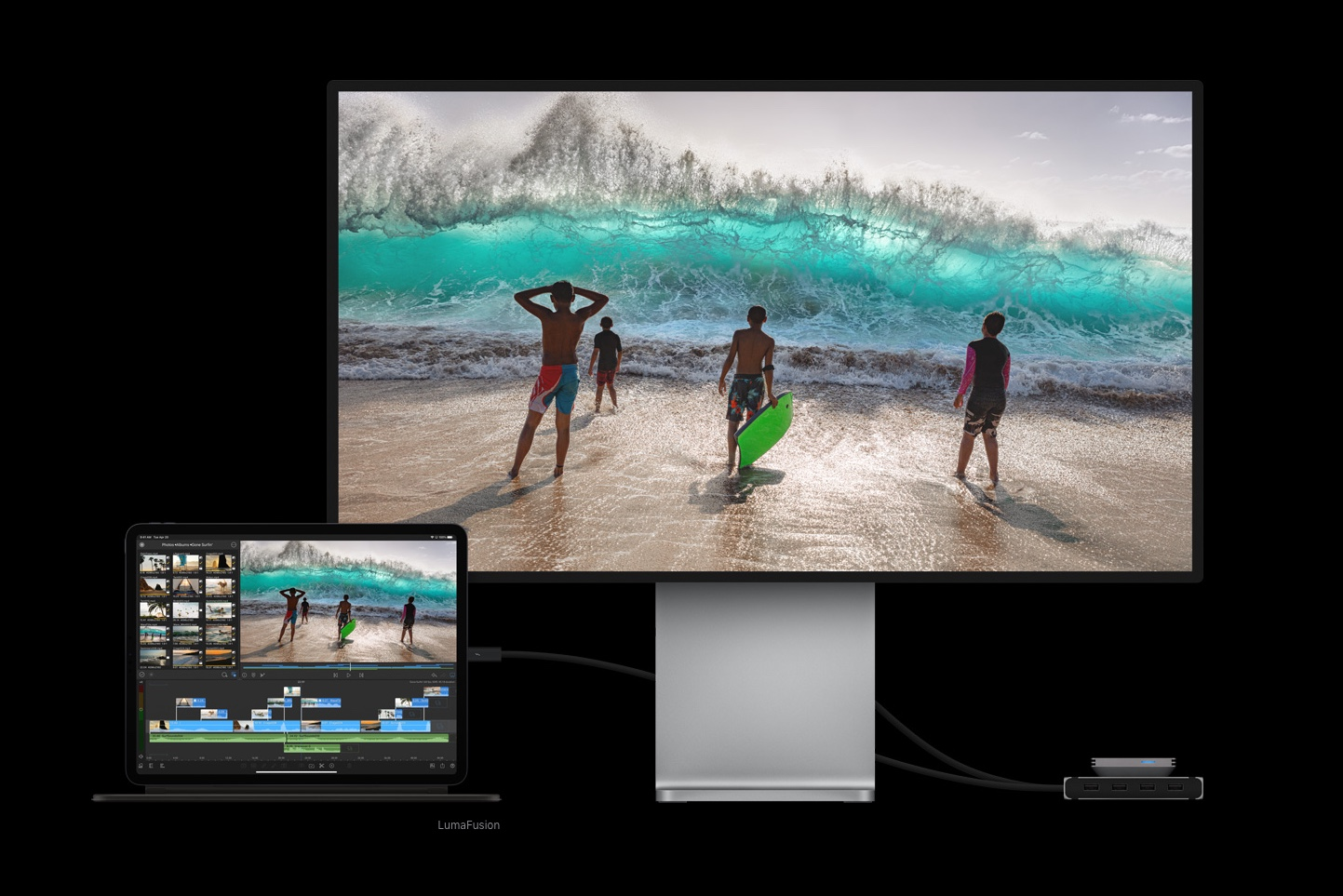 Random thoughts on the new M1 iPad Pro and video editing 7