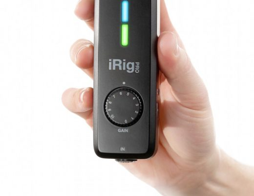 Review + comparison: iRig Pro I/O cross platform audio interface 53