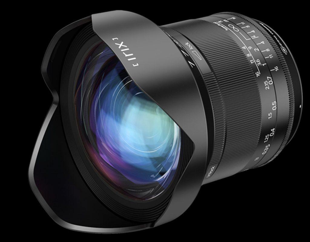 Irix 11mm: designed for DSLR cameras