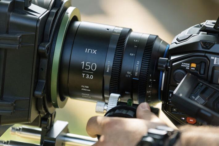 Irix Cine 150mm T 3.0 Macro 1:1