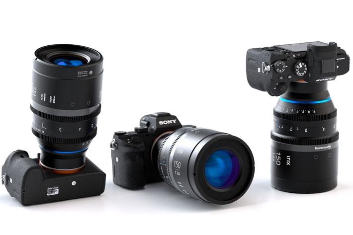 Irix Cine 150mm T3.0 Macro 1:1: a new lens opens a Cinema line ready for 8K
