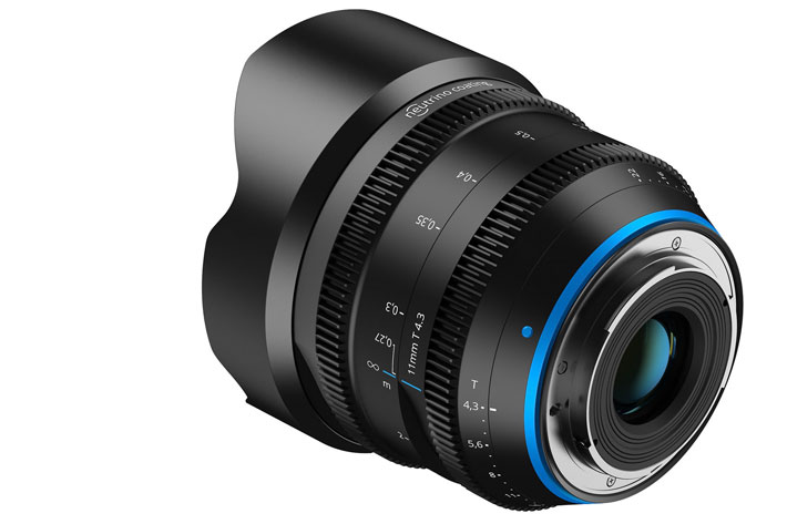 Irix 11mm T4.3: the second Cine lens from Irix debuts at IBC 2019 6