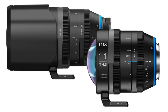 Irix 11mm T4.3: the second Cine lens from Irix debuts at IBC 2019 5