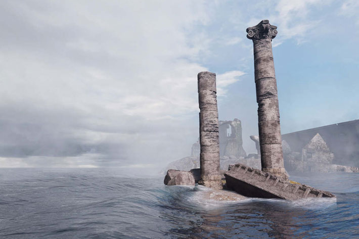 The Isle of the Dead: a mysterious painting comes alive in Virtual Reality 12