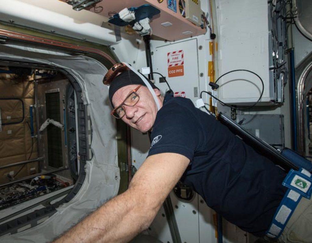 First-ever 3D VR filmed in space: One Strange Rock