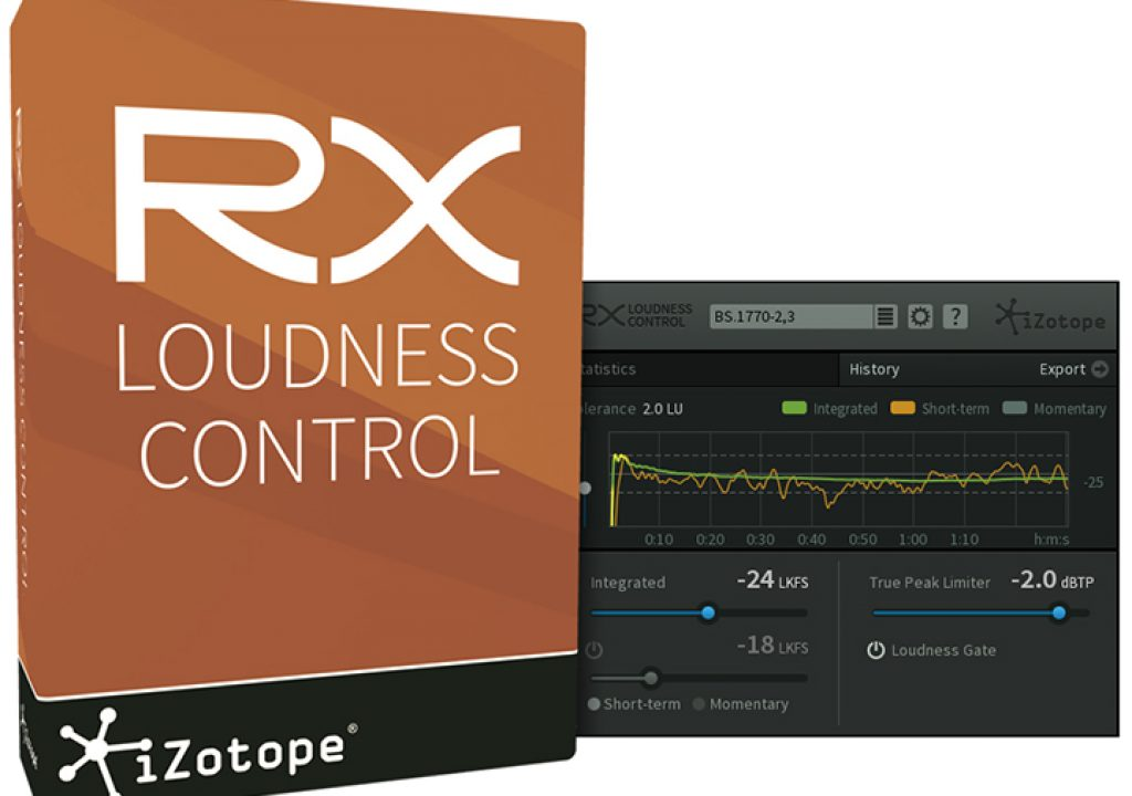 RX Loudness Control 1