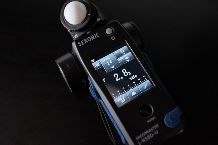 Sekonic L-858D Light Meter Review 19