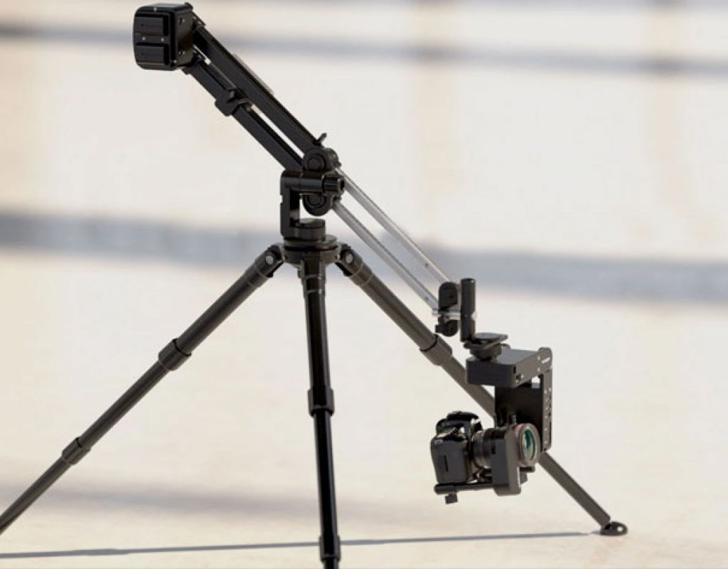 JibONE: the new motion control jib from edelkrone that does it all 3