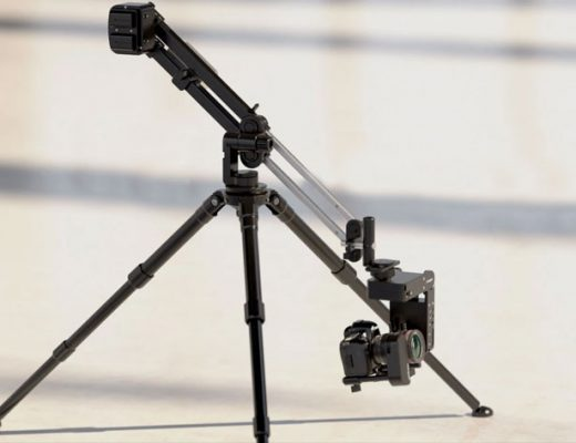 JibONE: the new motion control jib from edelkrone that does it all 1