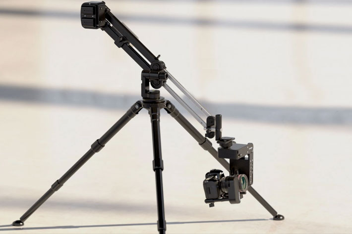 JibONE: the new motion control jib from edelkrone that does it all 4