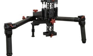 Jockey gimbal: true 4-axis stabilization