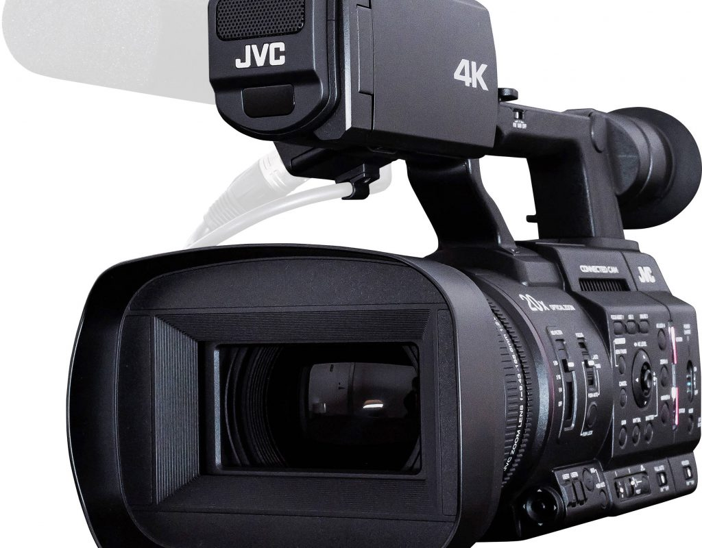GY-HC500 & GY-HC550: JVC's new cameras break the 10-bit barrier + add ProRes & J-Log1 (10-bit) for HDR 9