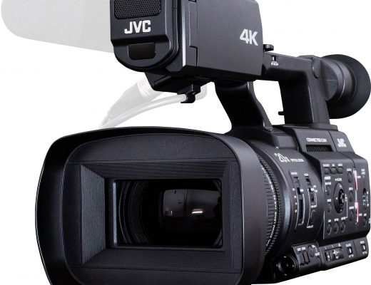 GY-HC500 & GY-HC550: JVC's new cameras break the 10-bit barrier + add ProRes & J-Log1 (10-bit) for HDR 1