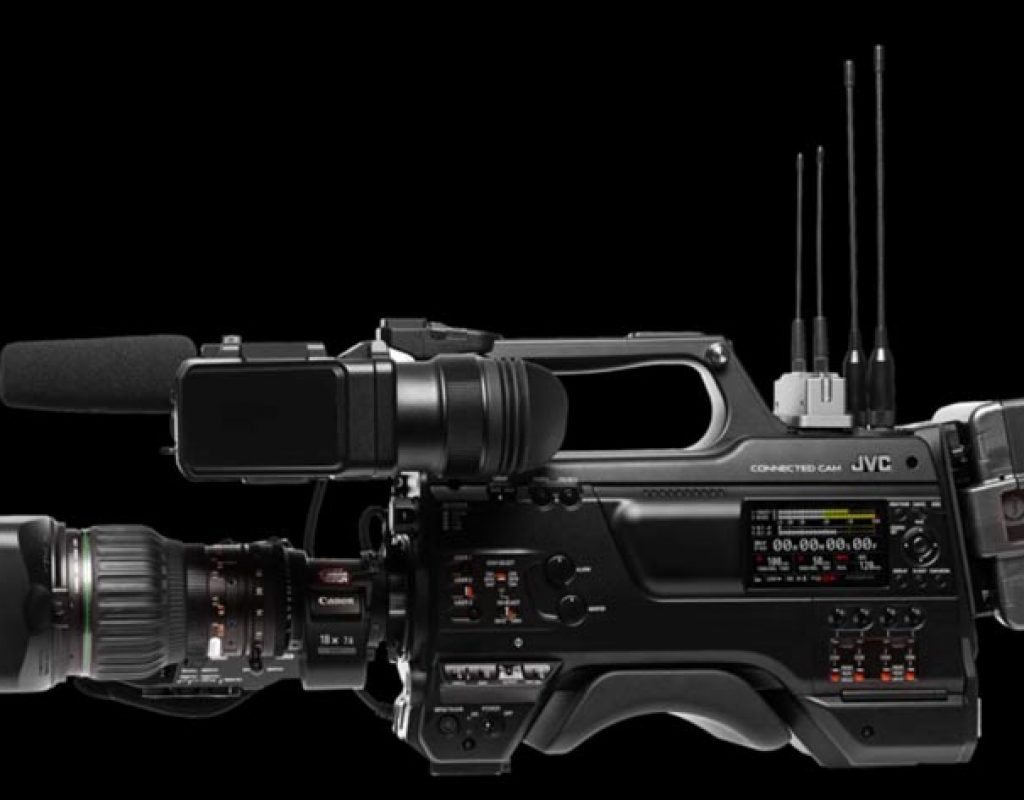 JVC CONNECTED CAM revealed at NAB 2018