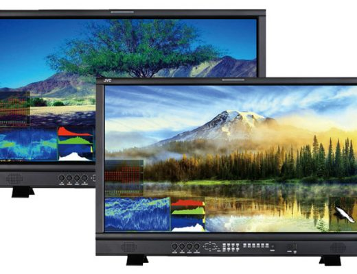JVC Professional Video reveals affordable 31-inch UHD/4K monitors for broadcast and live production