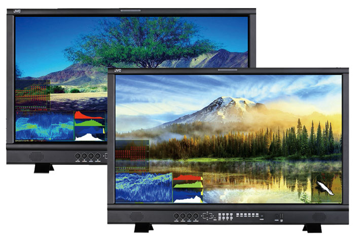 JVC reveals affordable 31-inch UHD/4K DT-U series professional monitors 3