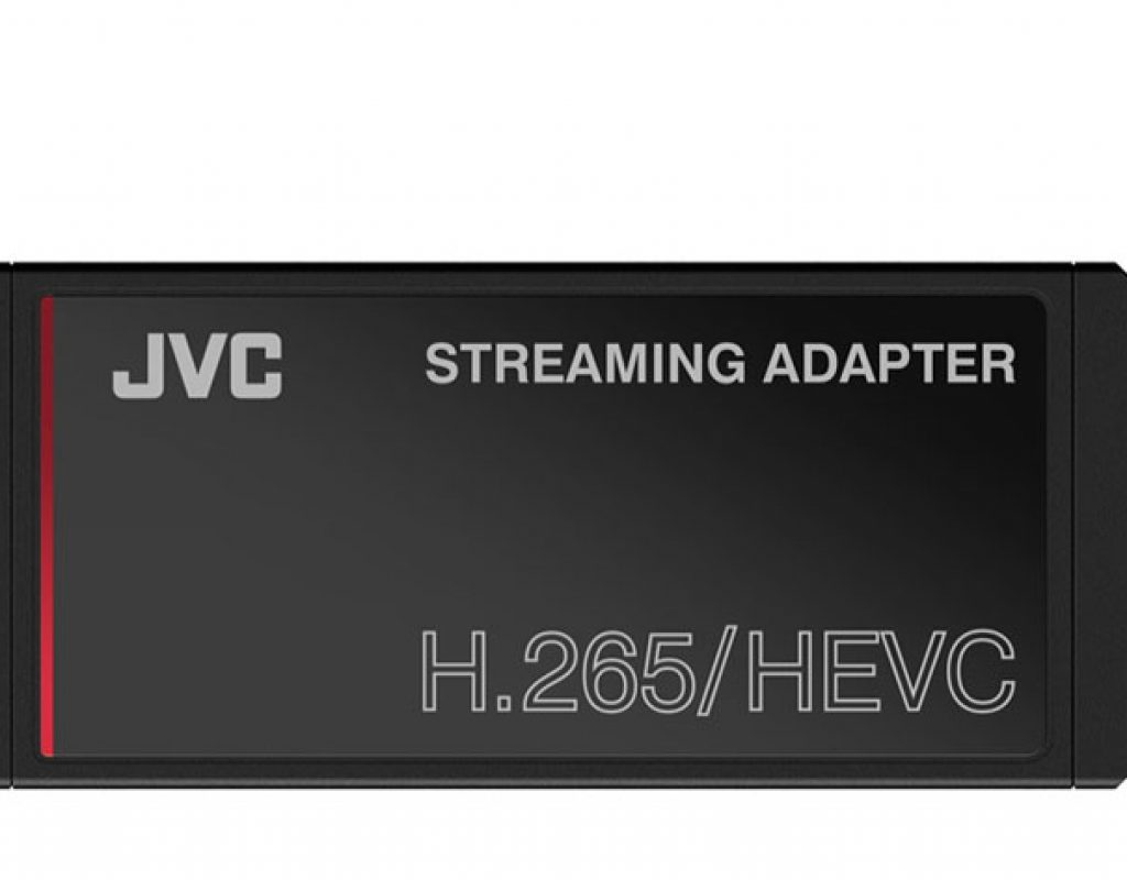 JVC debuts HEVC streaming encoder at NAB 2020