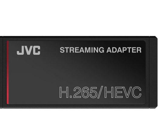 JVC KA-EN200G: a new HEVC streaming encoder debuts at NAB 2020