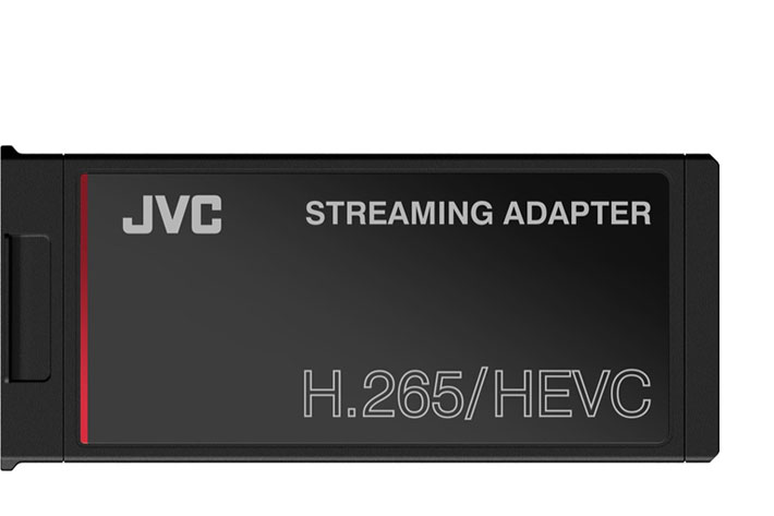 JVC KA-EN200G: a new HEVC streaming encoder debuts at NAB 2020