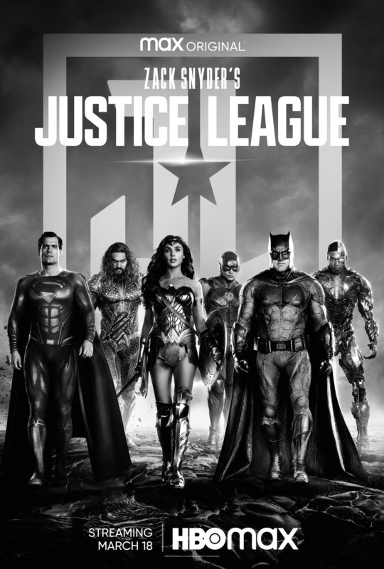 "ART OF THE CUT with the editors of Zack Snyder's ""Justice League"" 1"