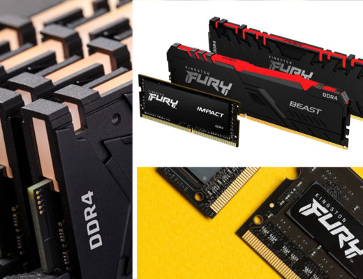 Kingston FURY Renegade DDR4 memory reaches up to 5333MHz