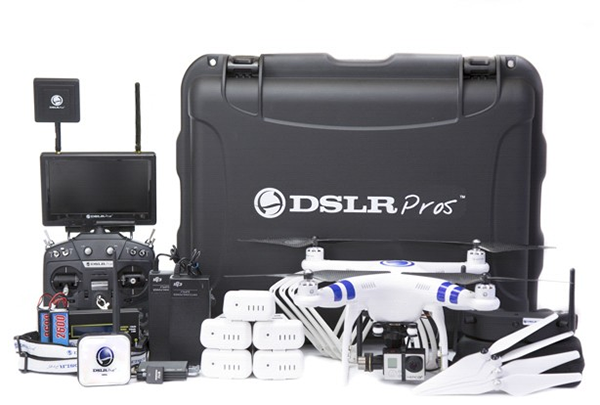 Product Review: DSLRPros Cannes Cinema Edition P2 Aerial Kit