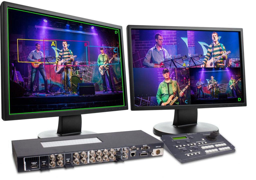 NAB 2016: Datavideo turns your 4K cam into multiple HD cameras 1