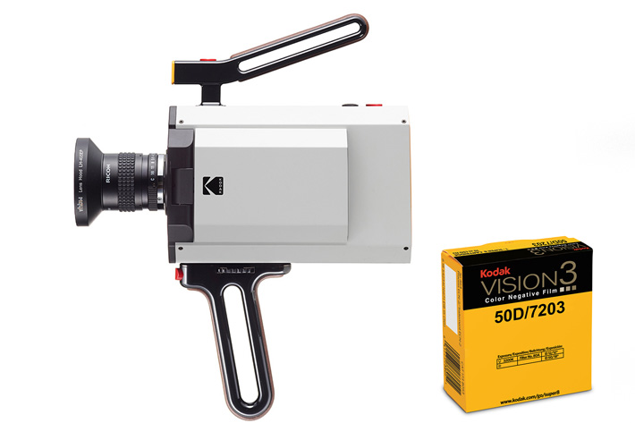 Kodak: Super 8 returns this Spring