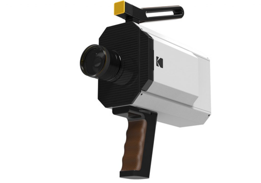 Kodak revives the Super 8 film camera 1