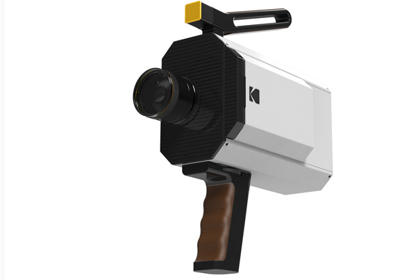 Kodak revives the Super 8 film camera 6