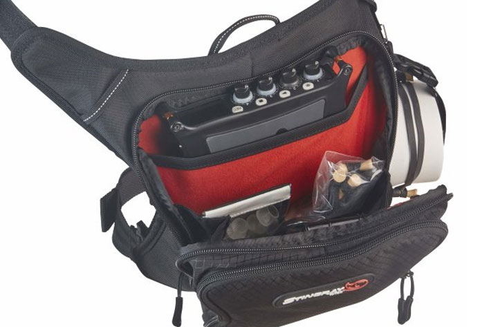 Stingray Utility Hip Pack for boom operators