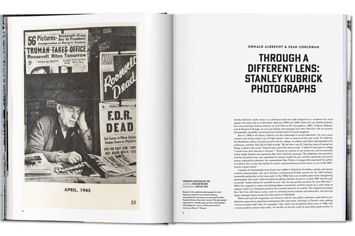 Through a Different Lens: Stanley Kubrick, the photographer