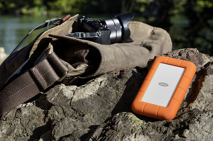 LaCie updates Rugged and d2 solutions