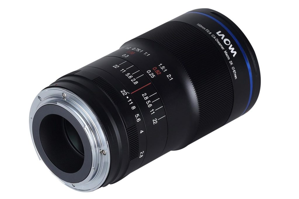 Laowa 100 /2.8 2x Ultra Macro APO for Canon videographers