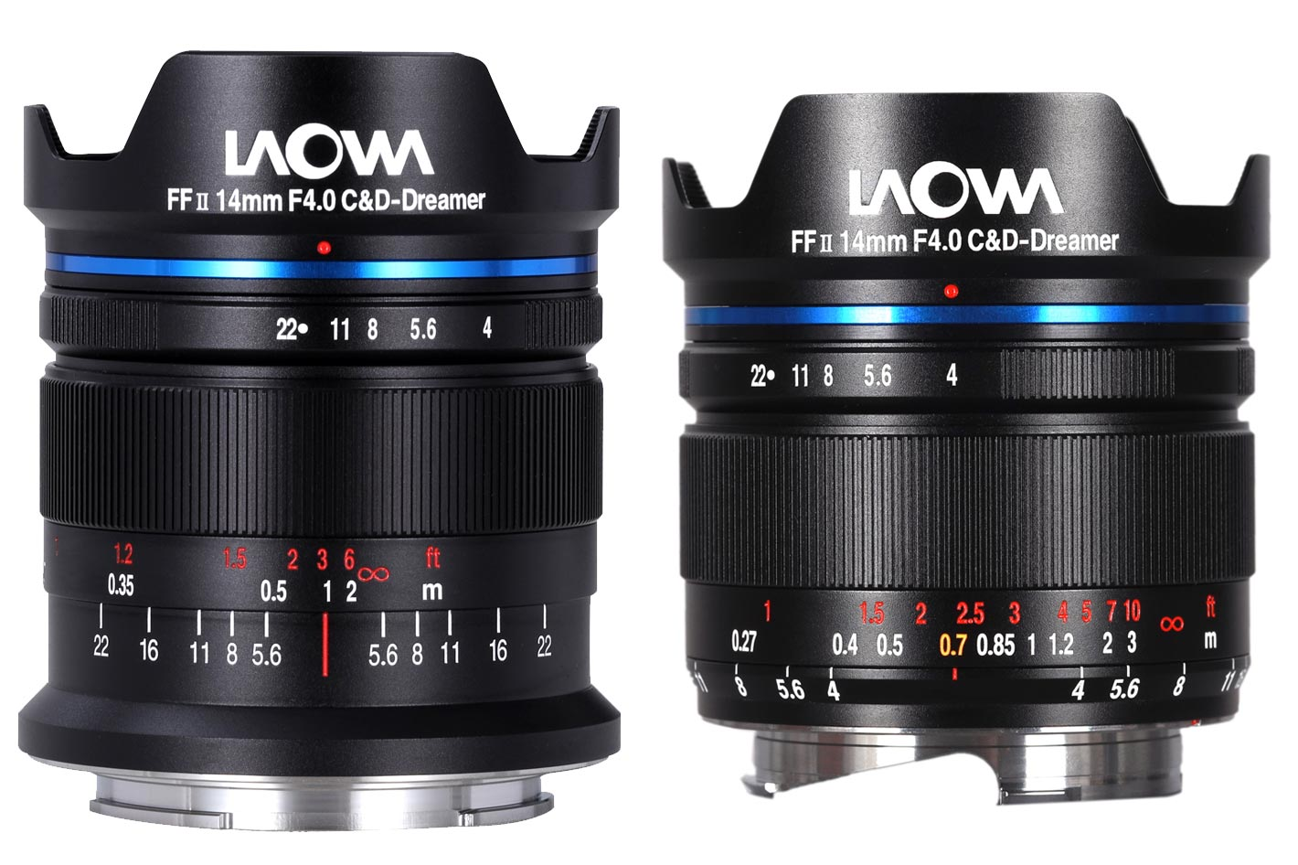Laowa 14mm f/4 FF RL ZERO-D: a new ultra-wide-angle lens