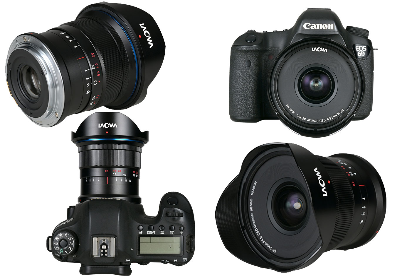 Laowa 14mm f/4 Zero-D DSLR: save time and cost of post-production