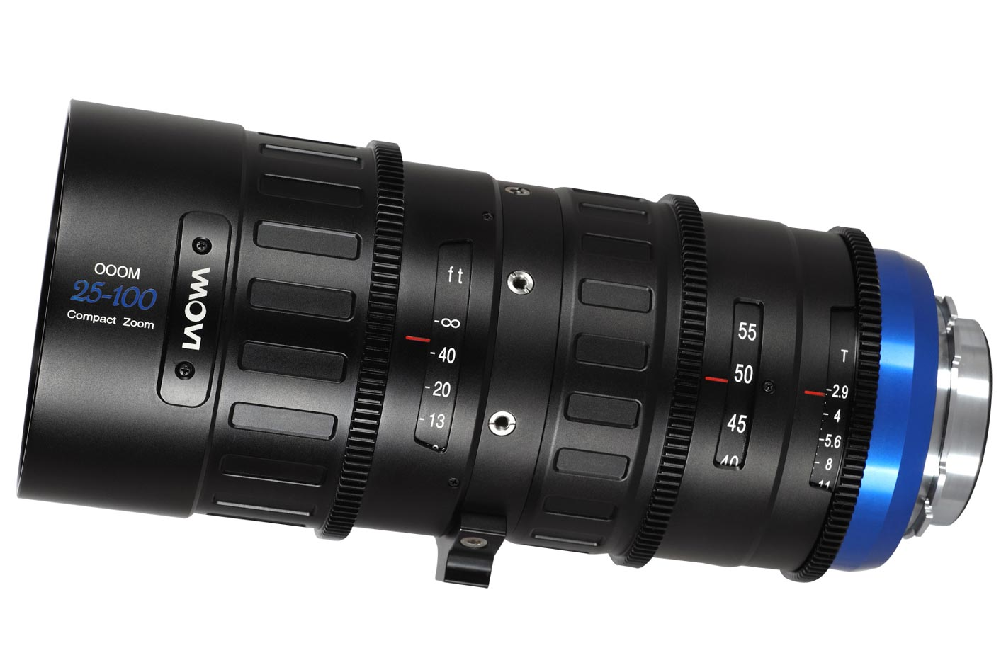 New Laowa OOOM 25-100mm T2.9 Cine lens costs $5,000